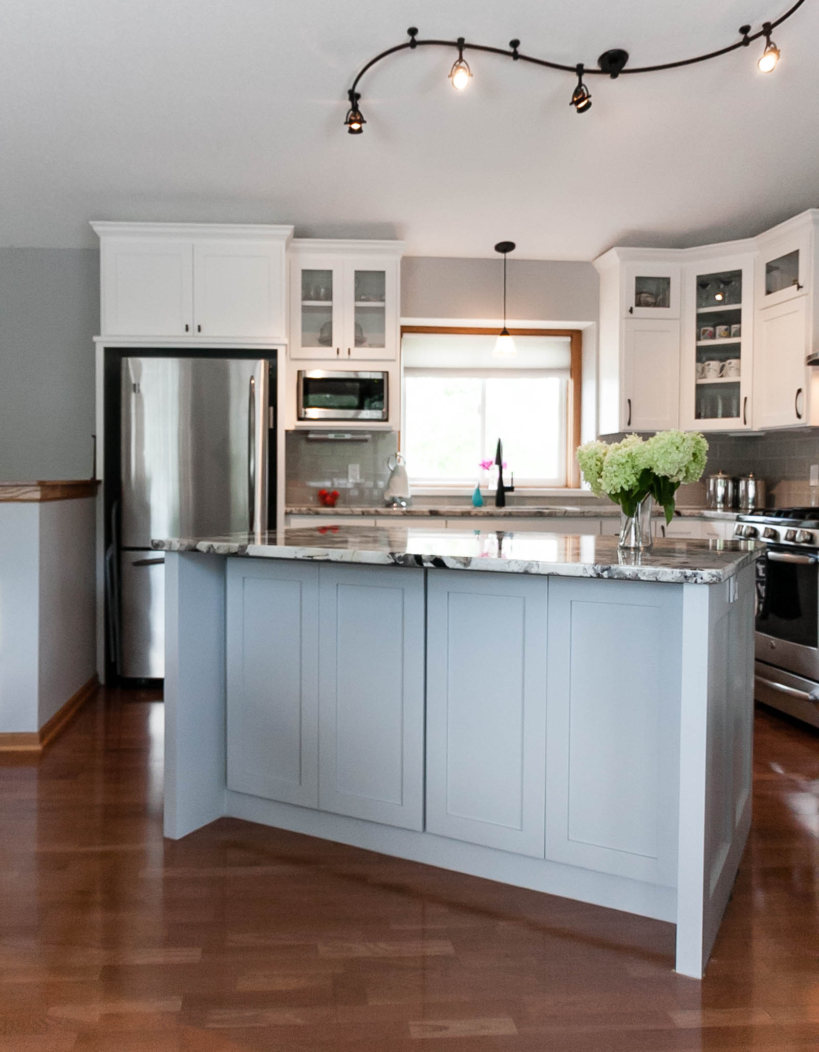 Kitchens - Franklin Builders