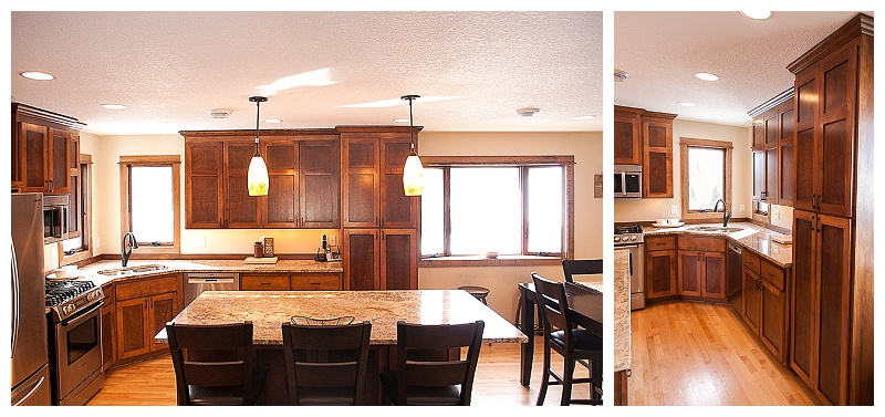 Kitchen Remodel Elk River Cabinets