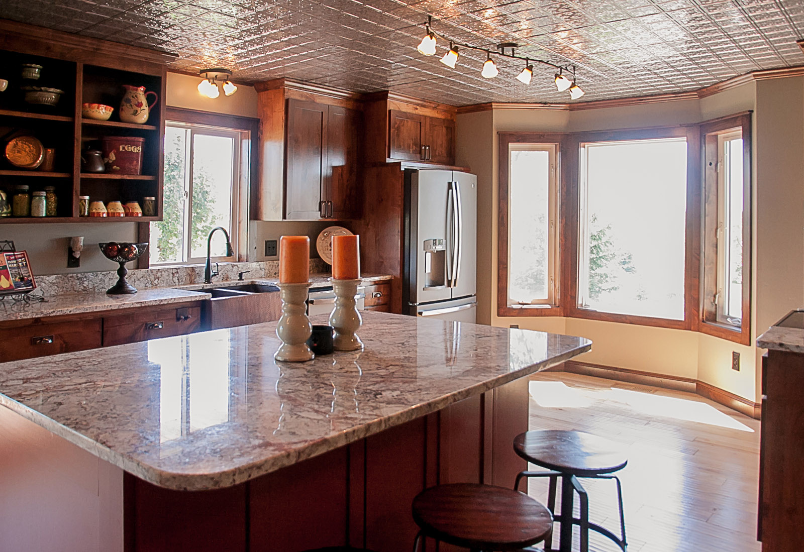 Custom Kitchen Remodel | Andover, MN - Franklin Builders